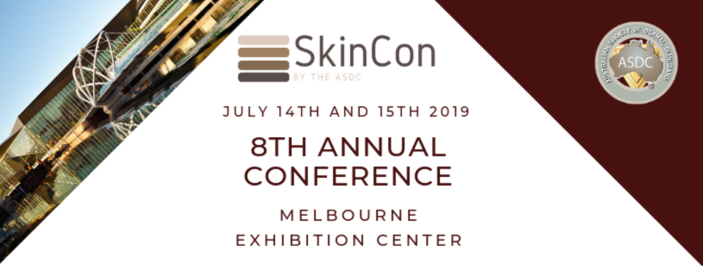 2019 ASDC 8th Annual Conference - Aesthetics CPD